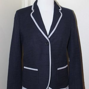 346 Brooks Brothers Cotton Skirt Suit Blazer 6